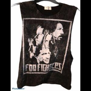 Foo fighters concert shirt Toronto medium women's